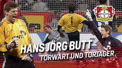 Ein Torwart wird zum Torjäger 😳 |Alle Treffer von Hans Jörg Butt im Trikot von Bayer 04 Leverkusen