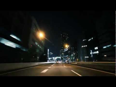 (HD) Night drive in Tokyo 03 -夜の首都高 渋谷線→C1→八重洲線→KK線→台場線-