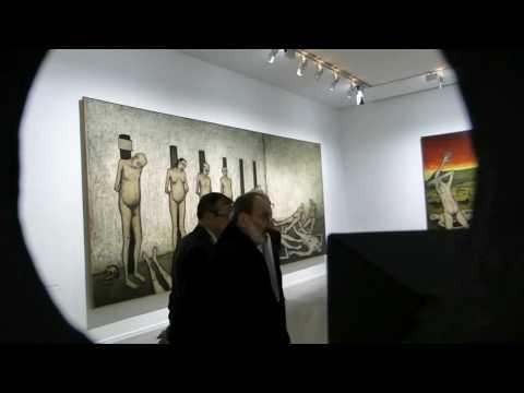 Musée d'Art Moderne de la ville de Paris / Bernard Buffet /  MAM