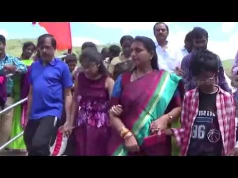Actress Roja Family Unseen Video || Leakad Video | Celebrity Krishna Pushkaralu Videos