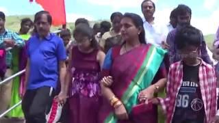 Actress Roja Family Video | Celebrity Krishna Pushkaralu Videos