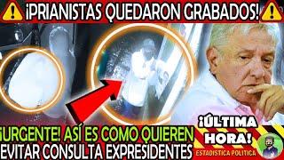 QUEDARON GRABADOS ¡ ASÍ OPERAN ENVIADOS DEL PRIAN FOX CALDERON PEÑA EN CONTRA DE CONSULTA POPULAR !