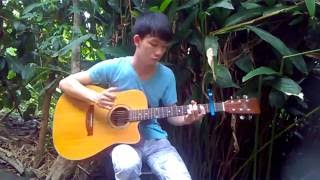 Hay Ra Khoi Nguoi Do Di - Phan Manh Quynh Fingerstyle Guitar (Cover Doan Anh Nguyen)