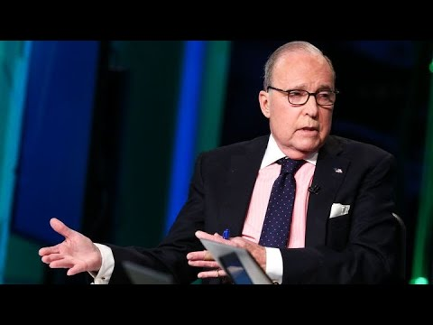 Watch CNBC's full interview with Larry Kudlow on Q1 GDP report