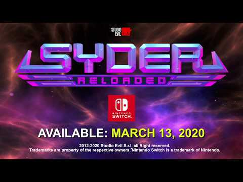 Syder Reloaded - Nintendo Switch - Announcement Video