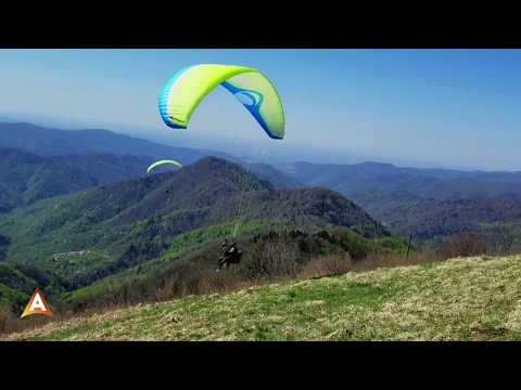 Paragliding #Extreme Europe
