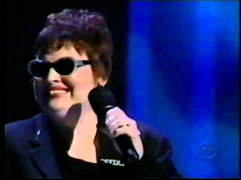 Diane Schuur performs at Kennedy Center to Honor Stevie Wonder