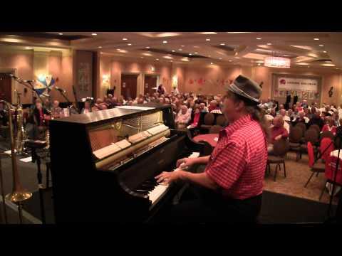 Maple Leaf Rag  The Barbary Coast Dixieland Show Band  Suncoast Jazz Classic, 2014