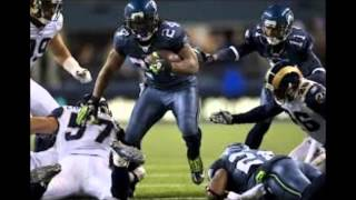 "Seattle Seahawks ""Blue and Green"" Montage!"