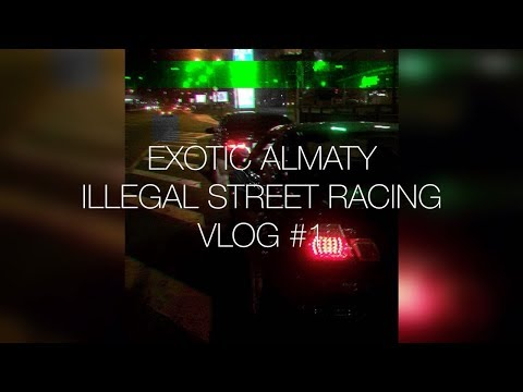 EXOTIC ALMATY - VLOG #1