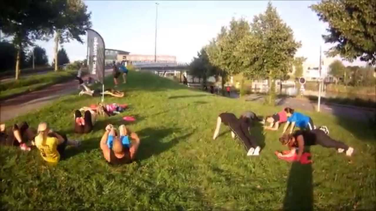 Bootcamp / Training / Outdoor / Workouts / Ideas - YouTube