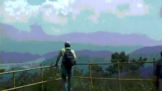 天狗棚 1240m (豊田市稲武町) 2003年 9月7日の映像です。 山頂からは...