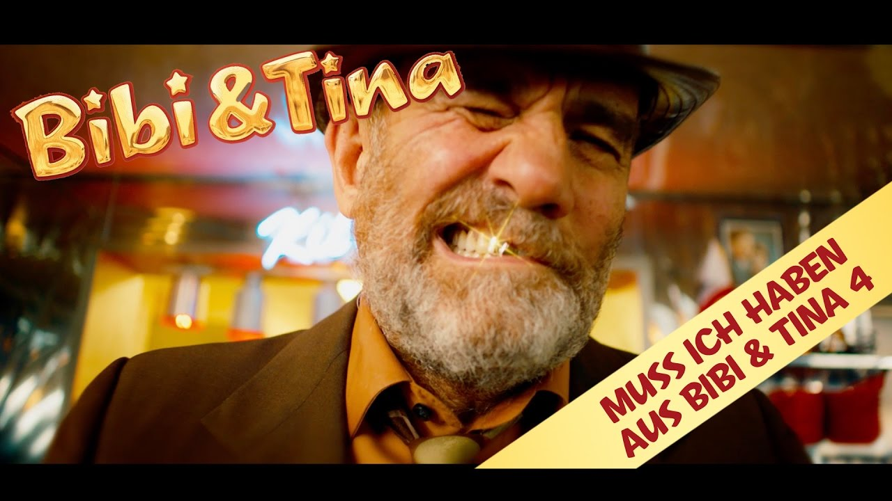BIBI & TINA   Muss ich haben   das offizielle Musikvideo