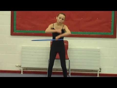 Hattie Gotobed Hula Hoop