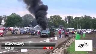 COTPC Truck Pull -Pickaway Co Fair 2018
