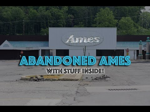 ABANDONED AMES (TONS OF STUFF INSIDE!)