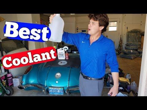 Best AMSOIL Radiator Coolant & Antifreeze