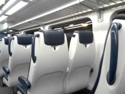 njt new double decker interior of train youtube. Black Bedroom Furniture Sets. Home Design Ideas