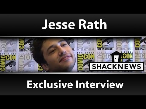 Defiance Jesse Rath Talks Video Games