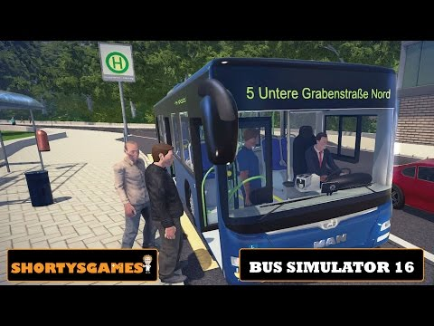 Bus Simulator 16 - Episode #1 [English]