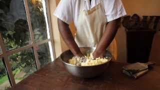 BROWN'S CHEESE FARM - HOME-MADE BUTTER