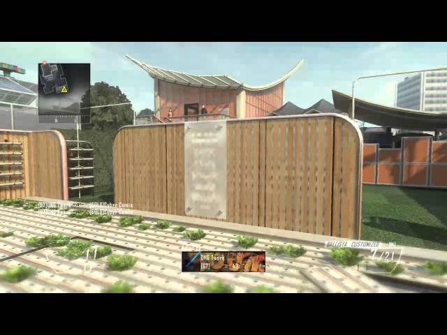 Msta Twerk - Black Ops II Game Clip
