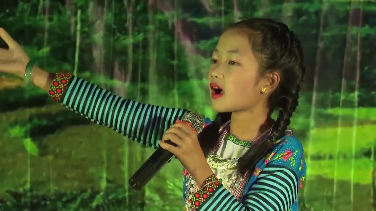 Cô gái H'Mông Hát người Mèo Ơn Đảng Gây sốc cư dân mạng