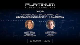 Tech Talk: Cibersoluciones