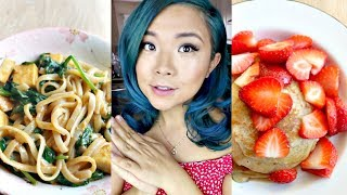 I Only Ate 5 Ingredient Recipes For a Day (What I Ate in a Day Vegan)