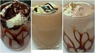 Three Healthy And Energetic Chocolate Drinks | Iftar Drinks In Ramadan | CookWithLubna