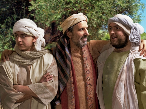 Image result for parable of the 2 sons