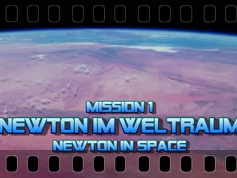 Newton in Space: Das Aktionsprinzip