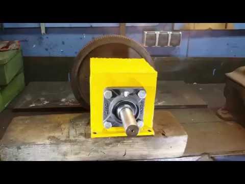 Wood Chipper I Homemade - Part 1