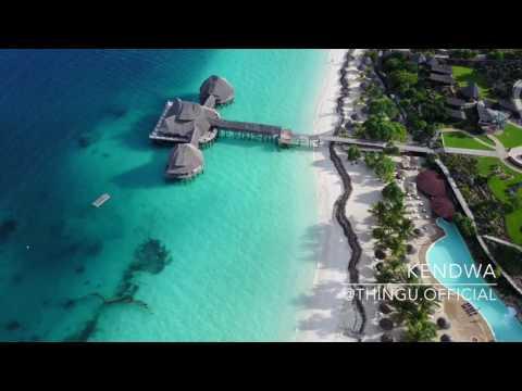 Best beaches in Zanzibar: Drone Video