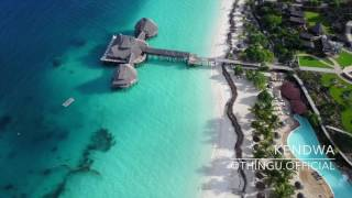 Best beaches in Zanzibar: Drone Video