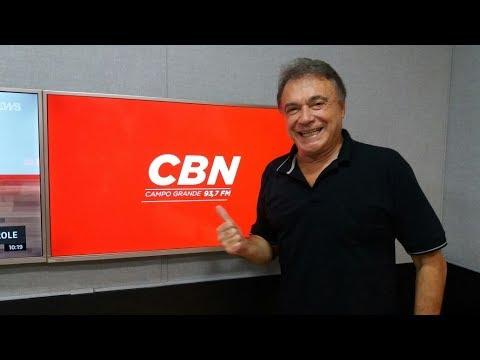 Entrevista CBN Campo Grande: Alvaro Dias, senador da República