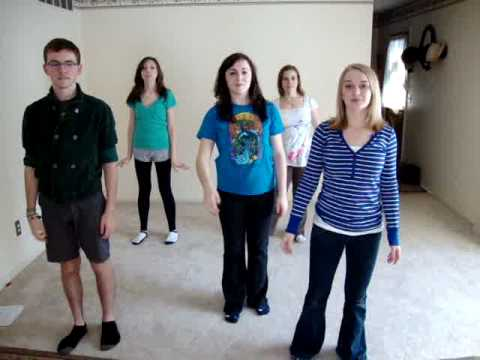 """SeussNMS-rehearsal-""""Oh, The Thinks You Can Think""""(Chorus-front)"""