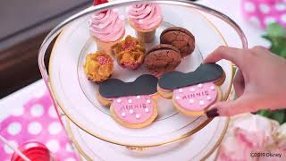 Disney Junior Minnie Mouse High Tea