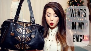 What's In My Bag? (Winter Edition) | Zoella