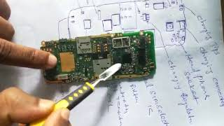 Nokia x2 02 component tracing