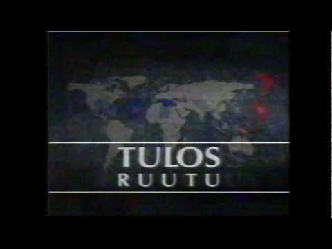 MTV3: mainoksia ja muuta 11.6.1994, 2. osa