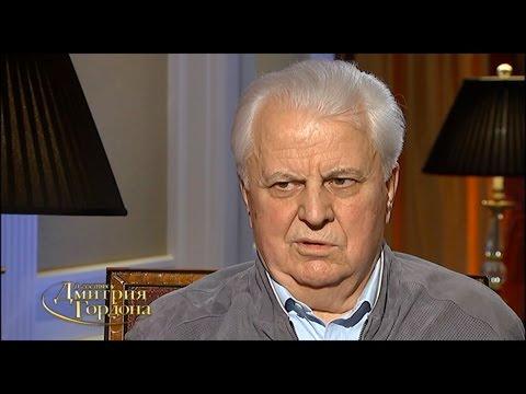 Кравчук: 'Вы действительно верите, что Украина в Европу пойдет?', – спросил меня Ельцин