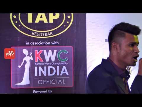Shibani Kashyap and Savio At The Karaoke World Championship Launch Party .| YOYO TV Hindi
