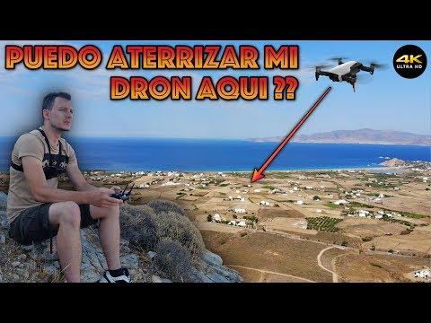 """Puedo Aterrizar Mi Dron Lejos De Mi Ubicacion? """"MavicAir"""" 4K/DronePilot"""