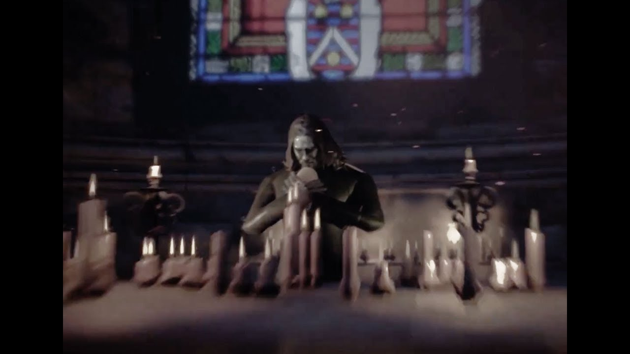 POWERWOLF — The Sacrament Of Sin (Official Video)   Napalm Records