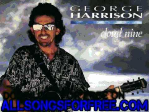 george harrison - Got My Mind Set on You - Cloud Nine