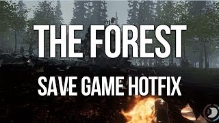 The Forest - How to Save Game