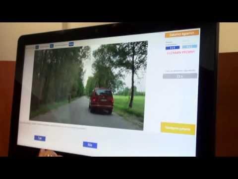 nowe testy prawo jazdy kat b