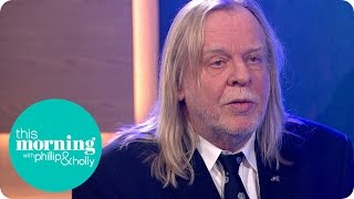 Rick Wakeman Remembers His Friend Davie Bowie | This Morning