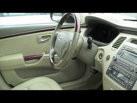 2007 hyundai azera start up engine and in depth tour youtube 2008 Hyundai Azera Limited Interior